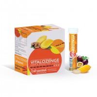 VitaLozenge Mango & Passion Fruit Flavor (Box)